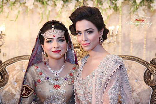 Stunning Celebrity Actor Model Humaima Malik Celebrated Her Sister Dua S Wedding Earlier This Month While The Bride Chose To Wear Signature Elaborate