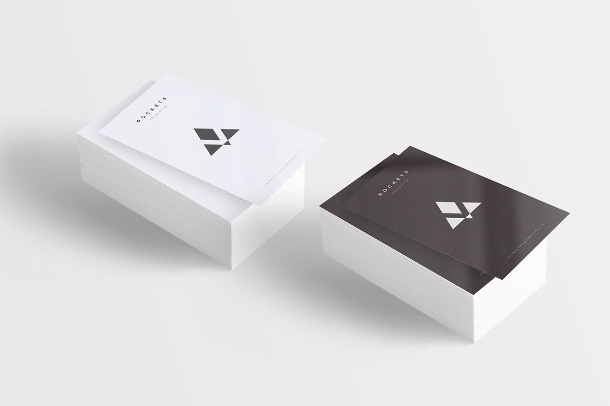 8 Free And Clean Business Card Mockups Part 2 | Free Mockups ...