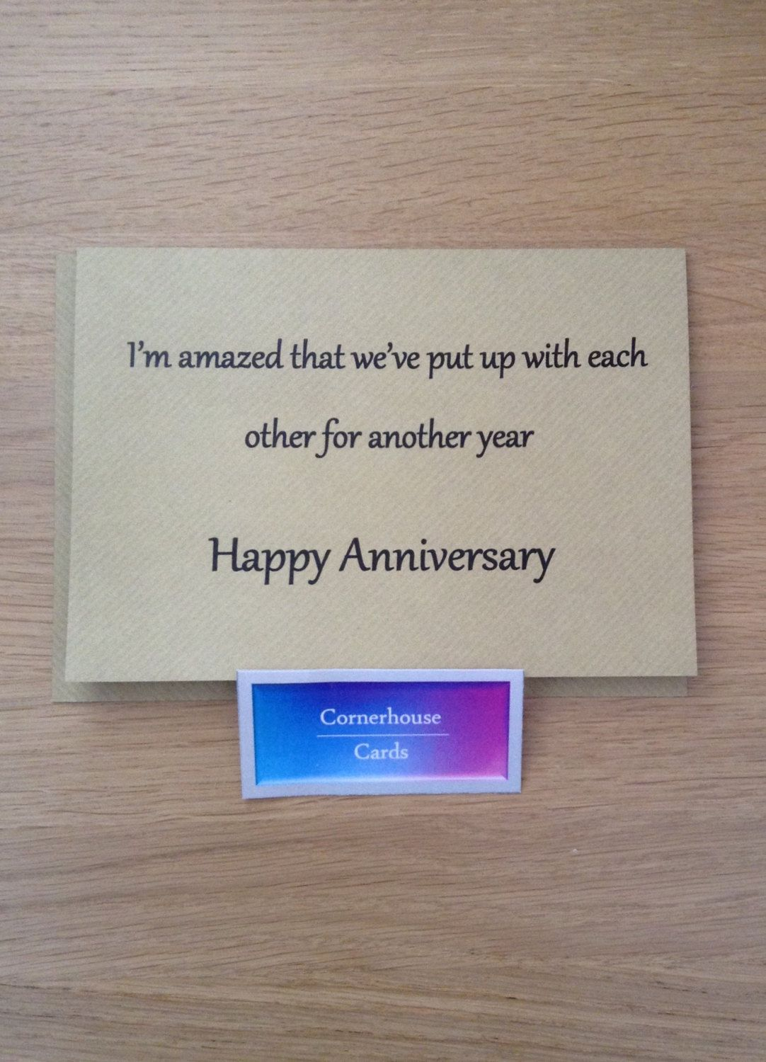 Anniversary Card For Husband Wife Anniversary Card Funny Wedding