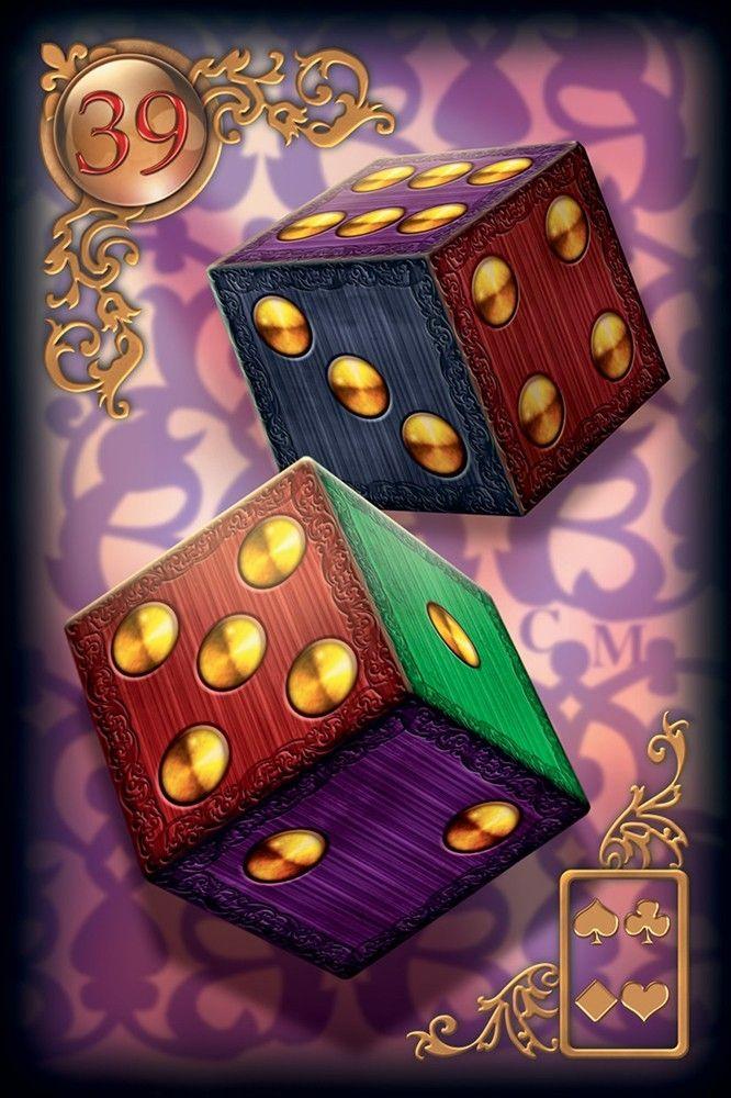WГјrfel Tarot