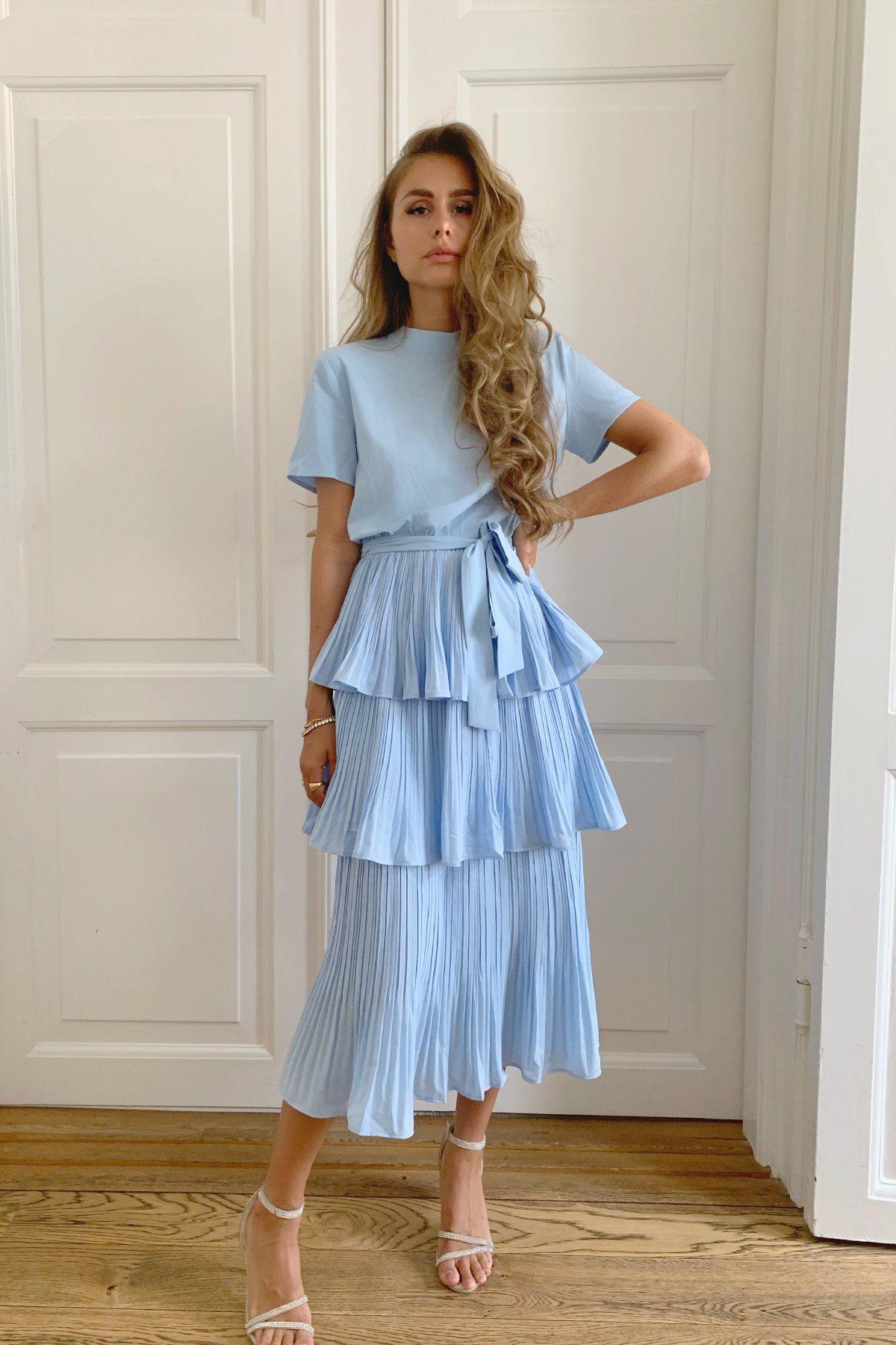 Park Art My WordPress Blog_Baby Blue Maxi Dress Casual