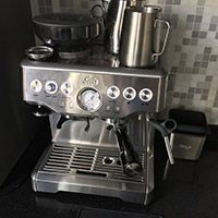 My Breville Barista Express Review First Hand Experience