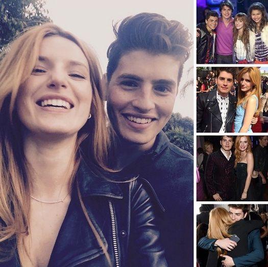 Bella Thorne Gregg Sulkin Dating  Disney Stars  Bella