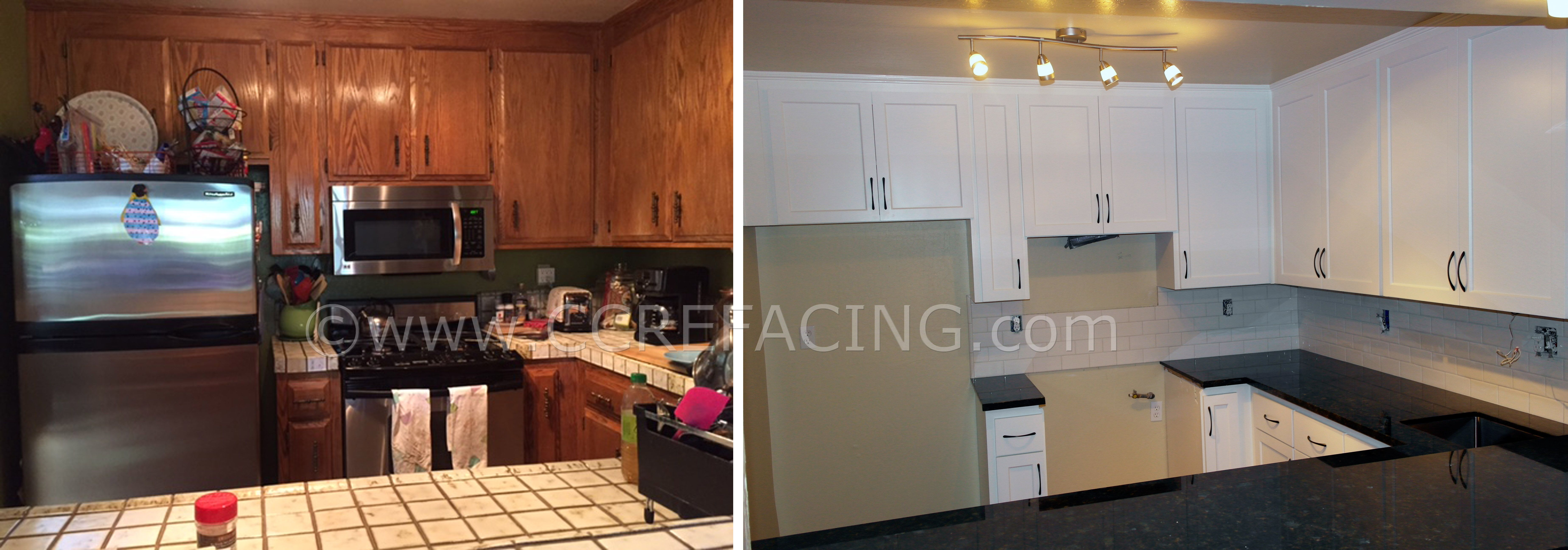 Redwood City Reface Refacing With White Shaker Cabinet Doors Shaker Cabinet Doors Cabinet Refacing White Shaker Cabinets