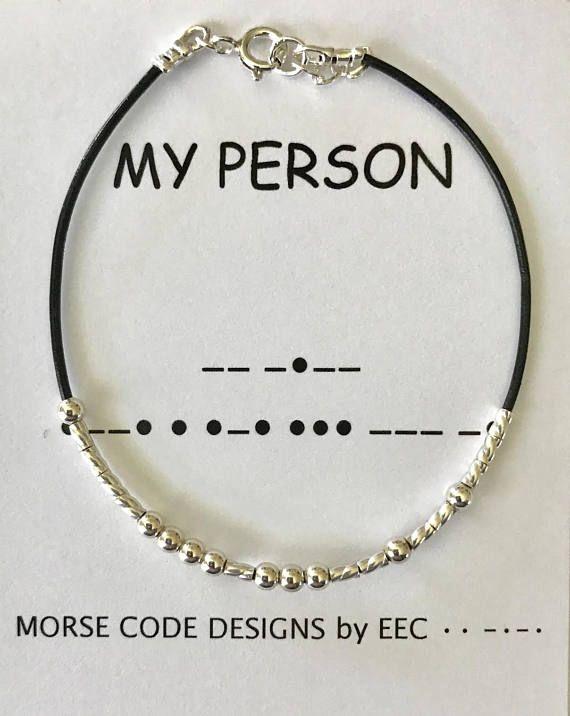 16++ Dot and dash morse code jewelry info