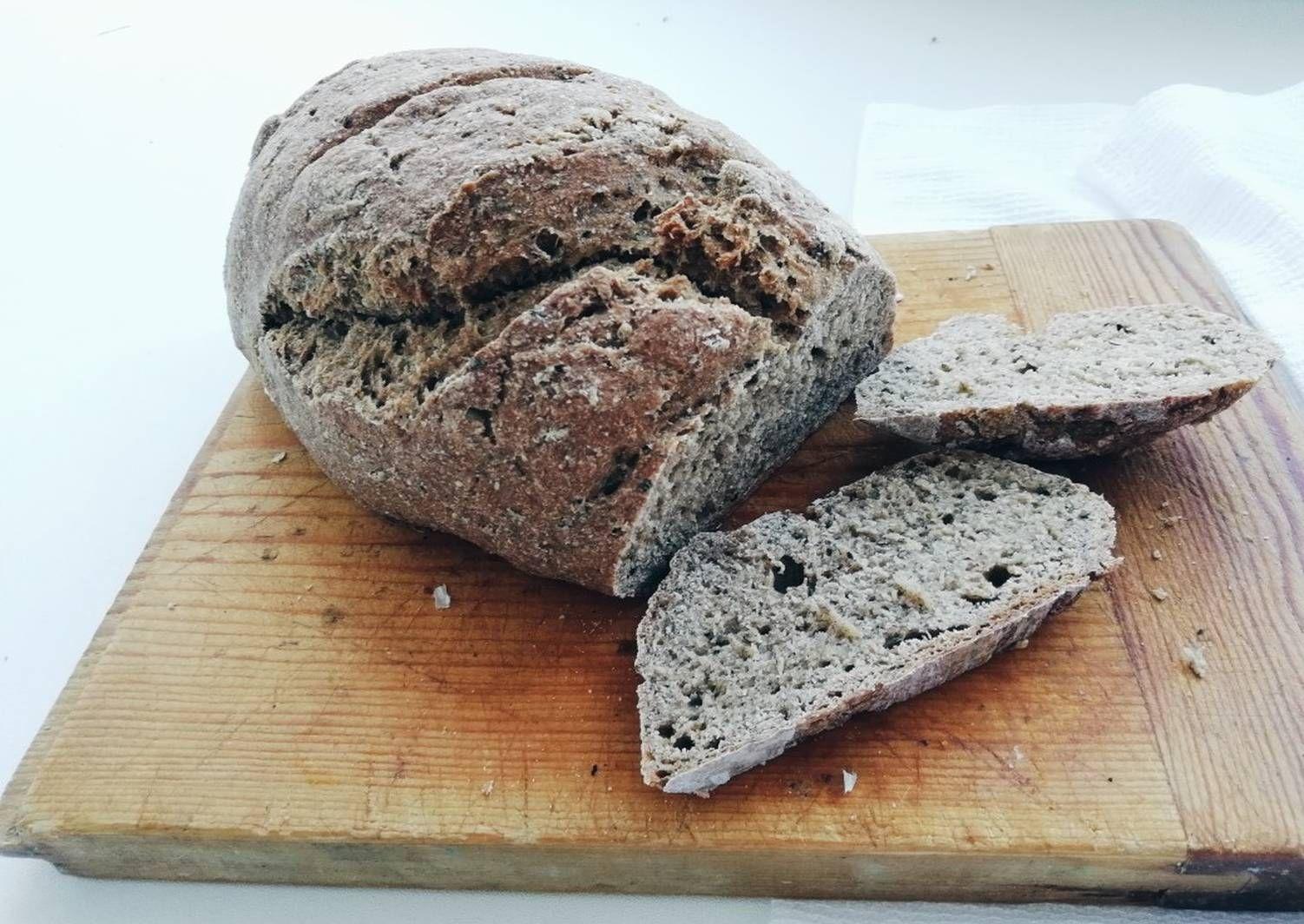 поехали деревенские рецепты бездрожжевого хлеба с фото картинке