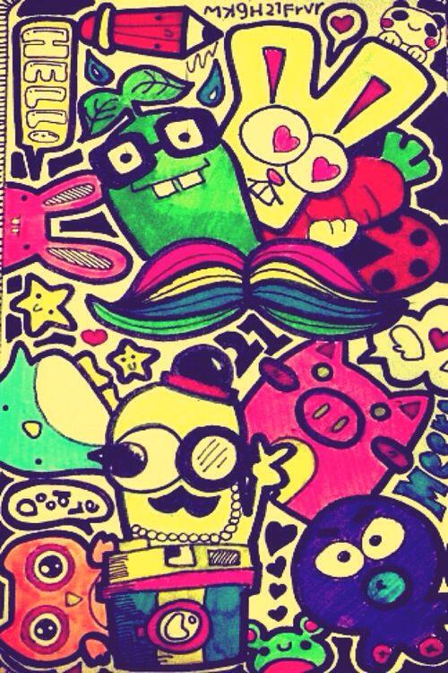 Comic Wallpaper Cute Wallpapers Art Wallpaper Wallpaper Colorful cool wallpapers drawings