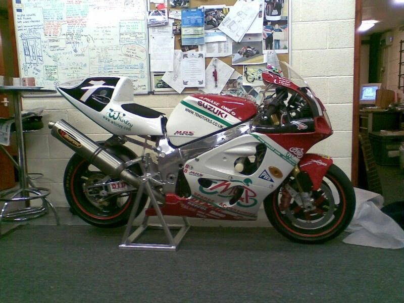 Image result for Phase one Endurance GSXR