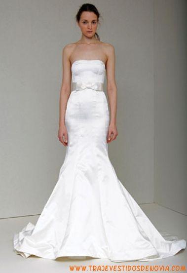 Jade Vestido de Novia Monique Lhuillier | Vestidos de novias baratos ...