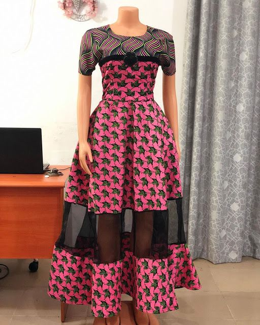 2020 Latest And Lovely Ankara Long Gown Styles African Fashion Dresses African Print Dress Designs Latest African Fashion Dresses