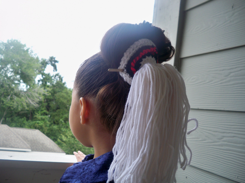 Quick Easy Navajo Tsiyeel Bun Tutorial Native American Hair Bun Tutorial Hair Bun Tutorial