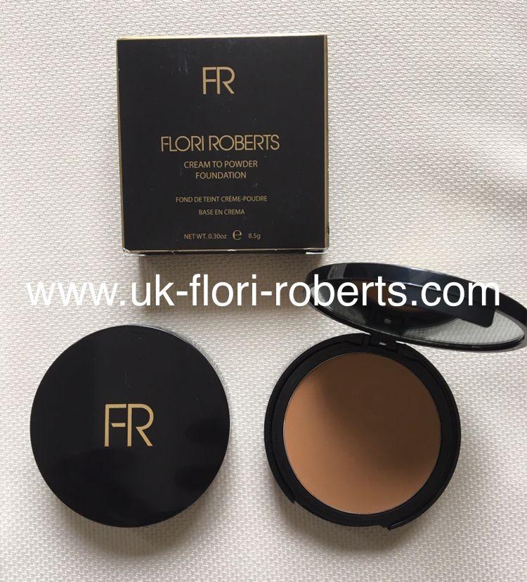 UK Flori Roberts in 2020 It cosmetics foundation, Cream