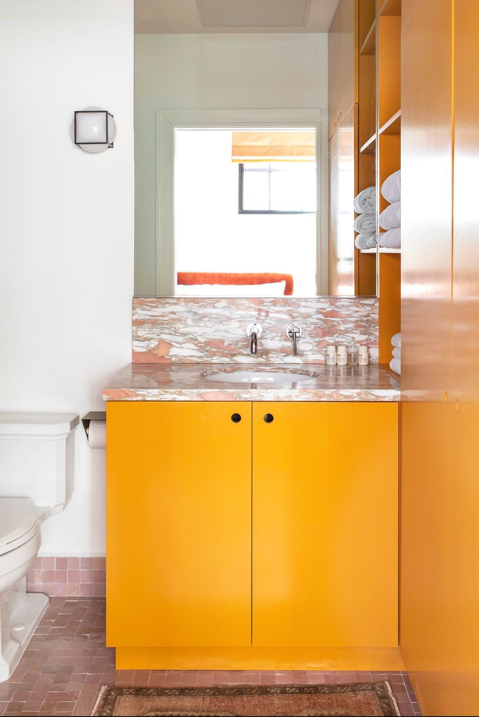 How Pink Became the Most Popular Color For Bathroom Design ...