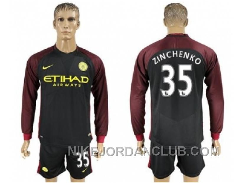 http://www.nikejordanclub.com/manchester-city-35-zinchenko-away-long-sleeves-soccer-club-jersey-sgrd4.html MANCHESTER CITY #35 ZINCHENKO AWAY LONG SLEEVES SOCCER CLUB JERSEY SGRD4 Only $20.00 , Free Shipping!