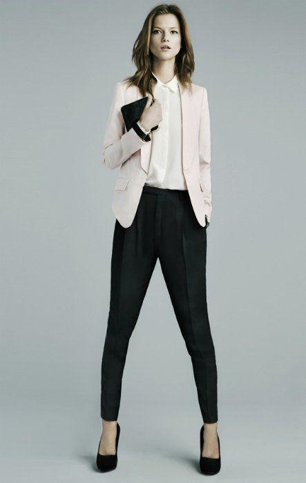 trajes de chaqueta mujer elegantes - Buscar con Google