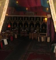 Private Dining Tent At Kasbah Restaurant & Hookah Lounge In North Enchanting Private Dining Rooms Seattle Inspiration