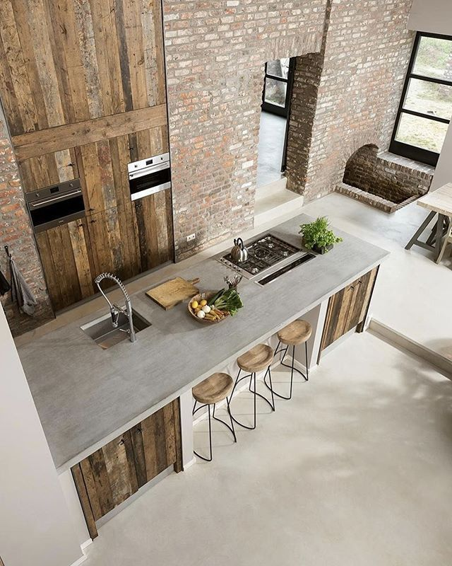 it s now so easy to channel the striking elements of this industrial rh pinterest it