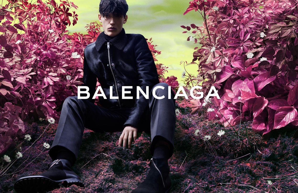 Balenciaga campaign 2014