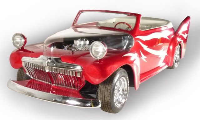 1948 ford deluxe grease lightning from quotgrease