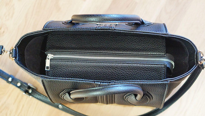 High quality vegan designer handbag by Alexandra K
