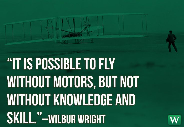 The Wright Brothers Quotes Impressive Wright State University Is Named For Early Aviation Pioneers The