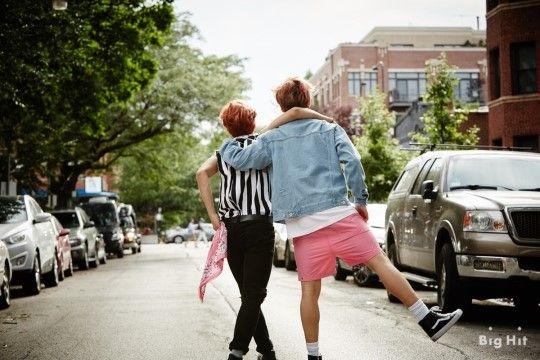 B A N G T A N | BTS Dreaming Days | BTS Now 3 | Concept: Bubble Pop. | Jimin x Jungkook #BTS