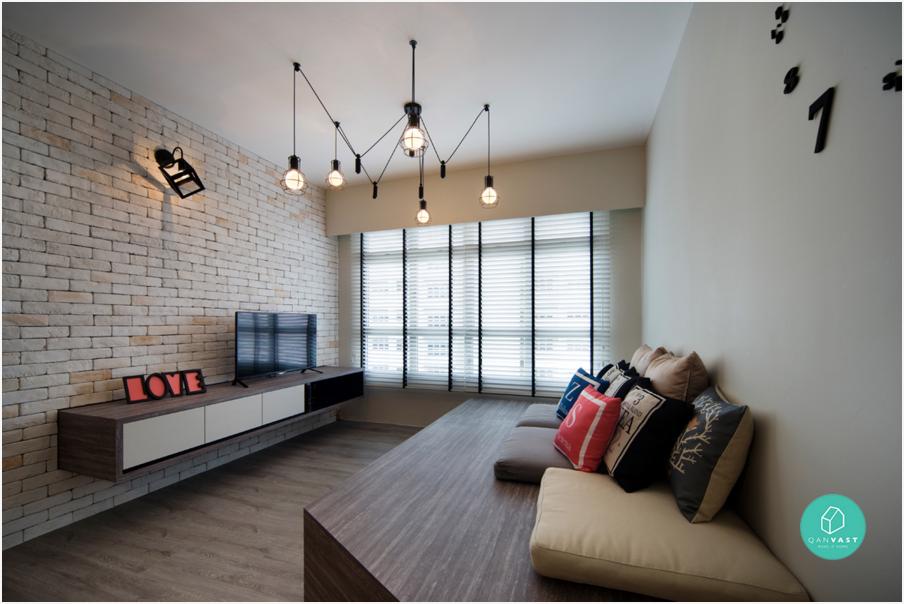 4Room Hdb Tampines  Home Deco  Pinterest  Room Living Rooms Entrancing Hdb 4 Room Living Room Design Design Inspiration