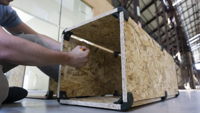 Arredamento Fai Da Te arredi fai da te in osb legno lab lignex furniture furniture