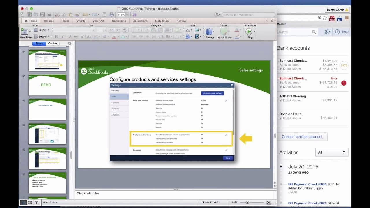 why i fell in love with quickbooks online and qbo reports. | blog