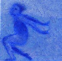 Guido Morelli - Figura nell'ora blu