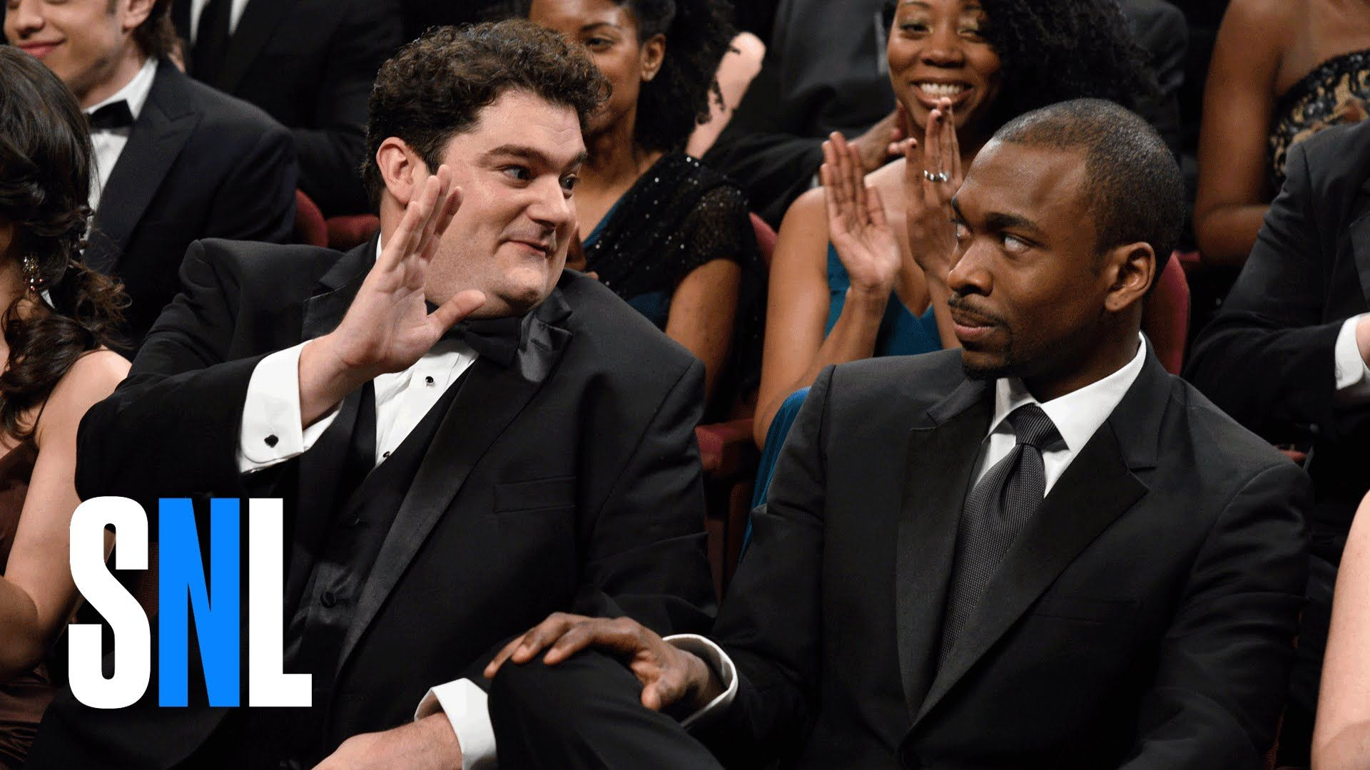 Screen Guild Awards Snl This Funny Sketch Discusses How People