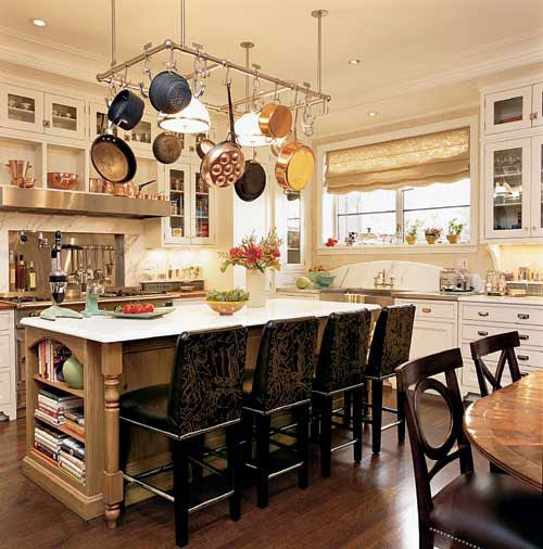 Traditional Indian Kitchen Design: Classic Design, Take Two