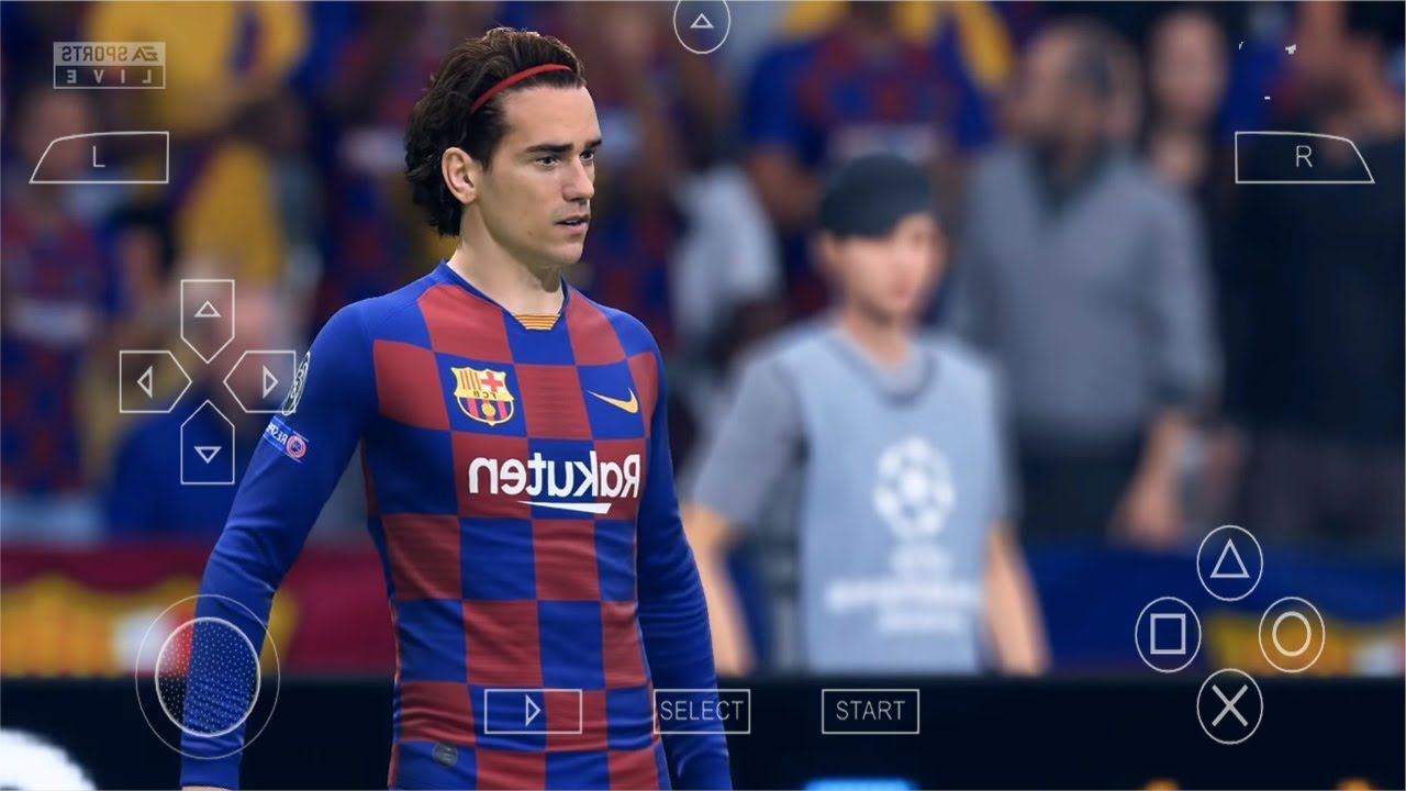 FIFA 2020 PPSSPP CAMERA PS4 ANDROID OFFLINE LAST TRANSFERS