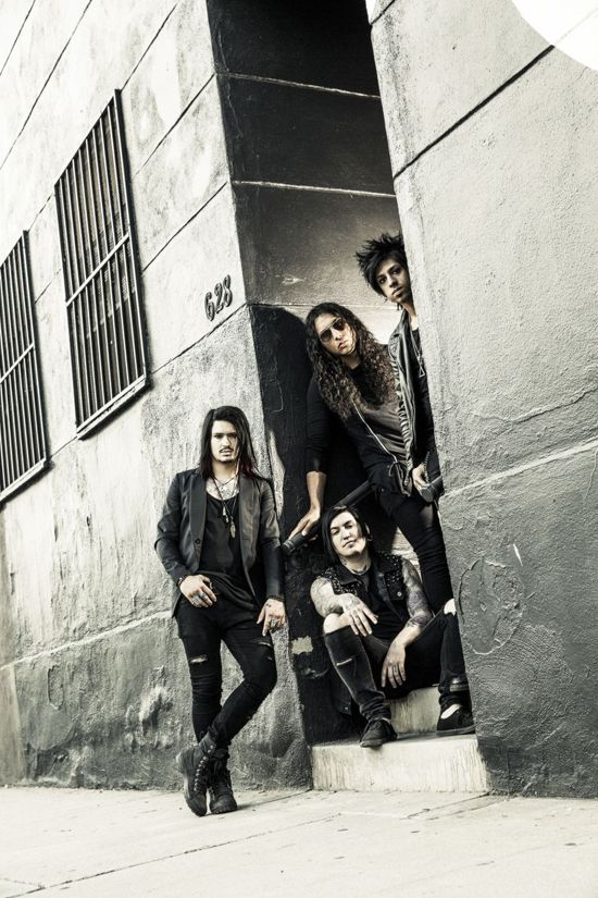 ESCAPE THE FATE veröffentlichen neues Album, Clubtour für Anfang 2016 bestätigt | Metalunderground