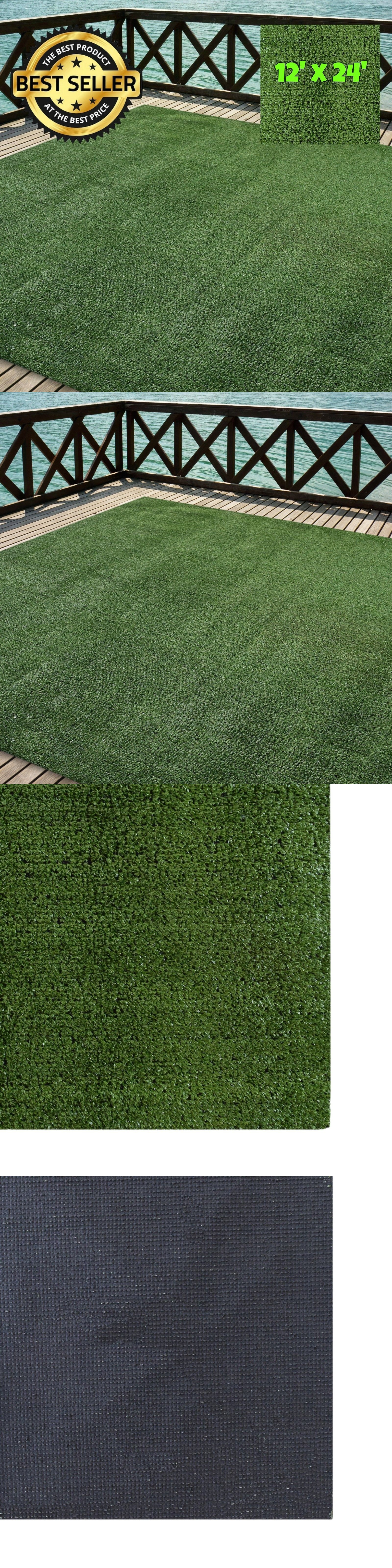 Synthetic grass outdoor turf rug green artificial grass