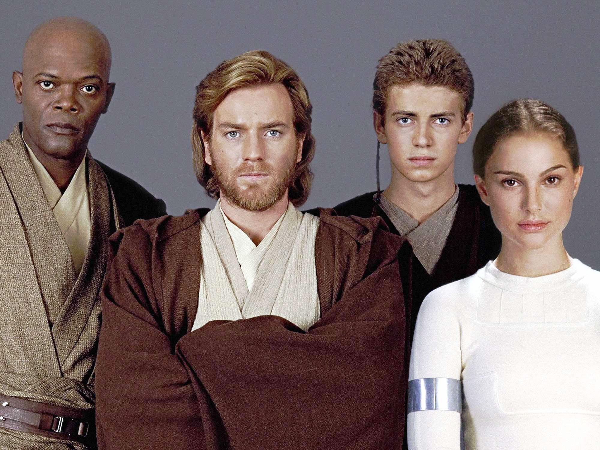 attack of the clones cast
