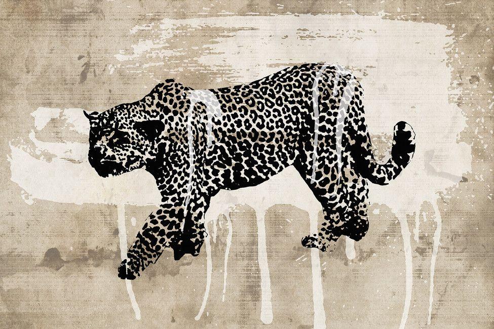 Leopard Art