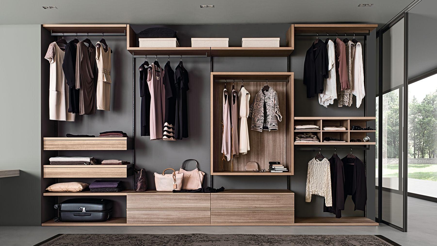 Cabina Armadio Walk In Closets : Pin by michelle kubagawa on móveis