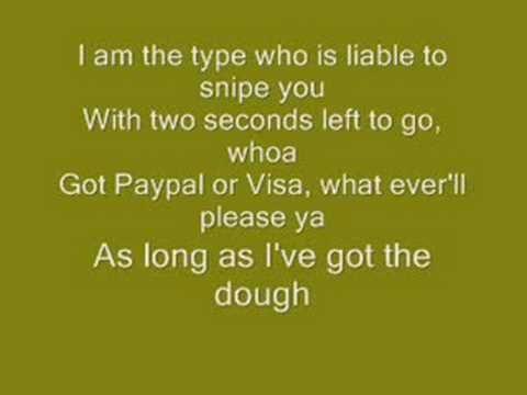 Weird Al Yankovic Ebay Lyrics Youtube Youtube Lyrics Youtube Videos