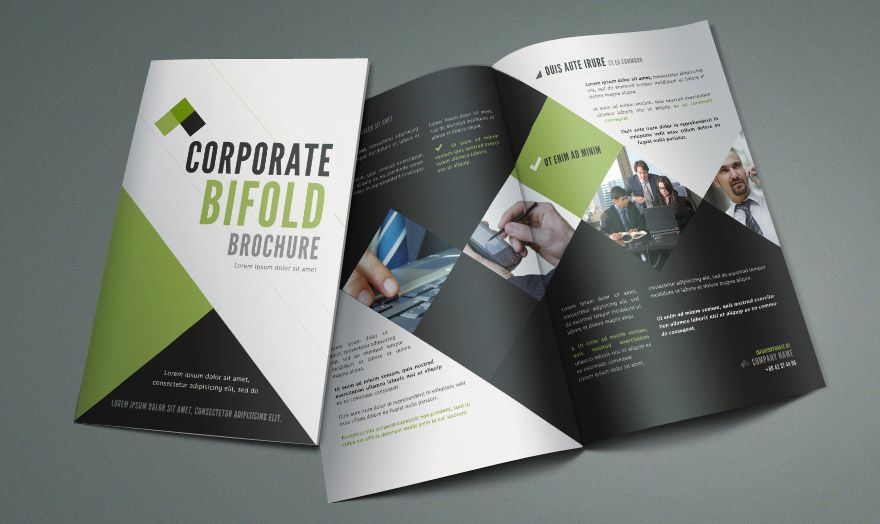 Best And Creative Brochure Design Ideas For Your Inspiration - Brochure layout templates free download