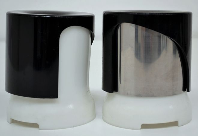 Pair of Joe Colombo\'s Abat-Jour designed for Kartell   Lighting ...