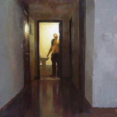 Jose Luis Ceña: Interior