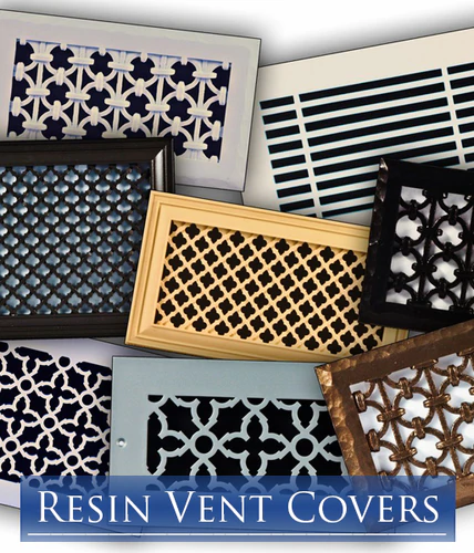 Vent Covers Unlimited Decorative Vent Covers Custom in
