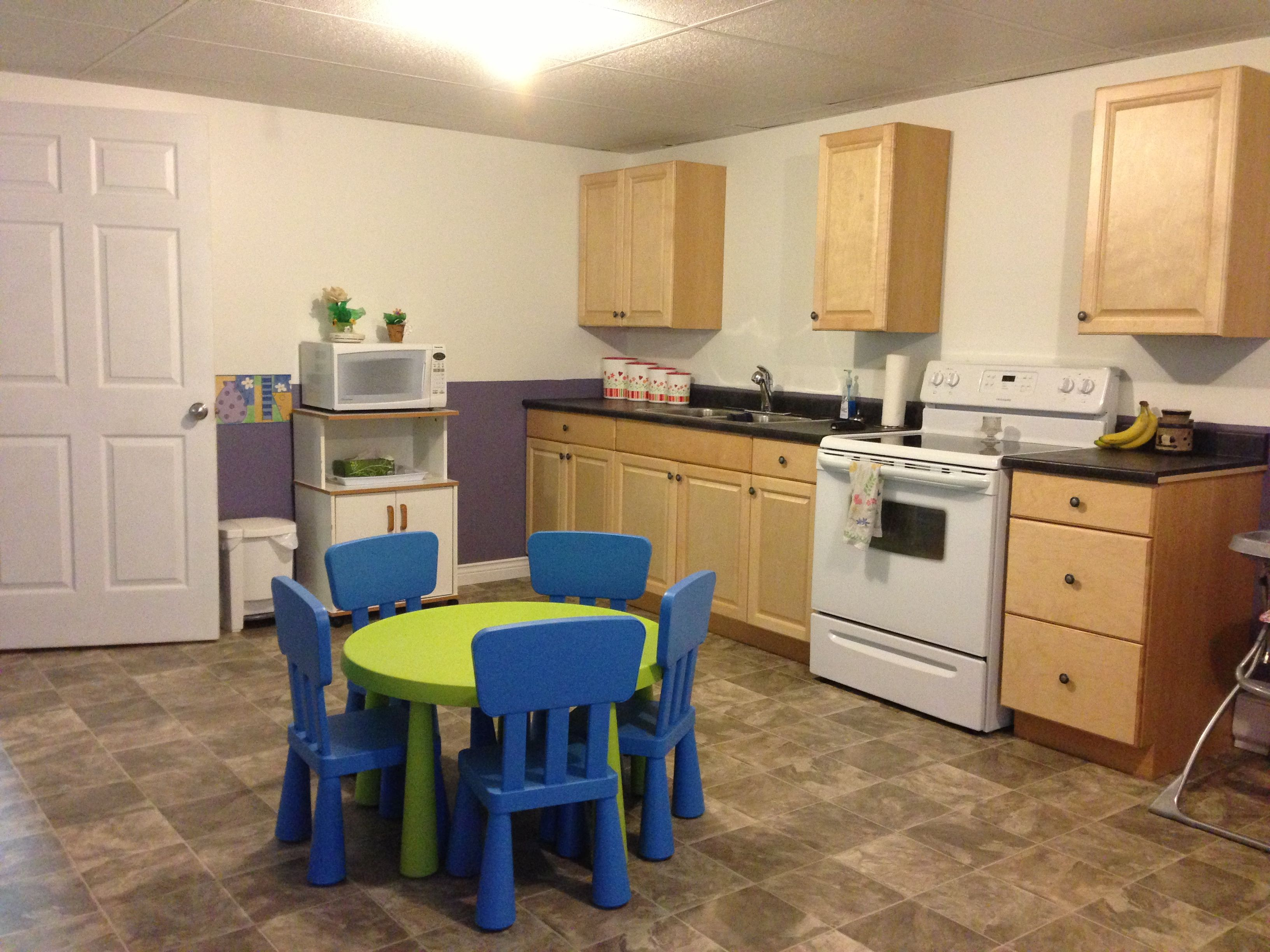 Preschool Kitchen Furniture Daycare Kitchen Lunch Time Home Daycare Pinterest Daycares