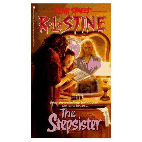 The Step Sister By Rl Stine Hahahahha This Book The Rachel