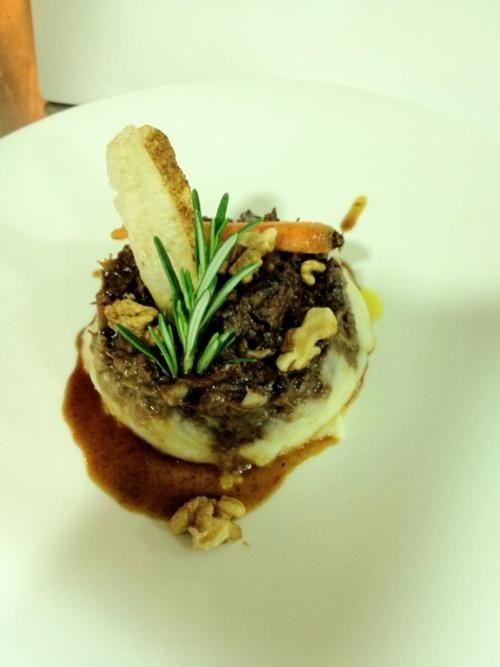 coolinaria.es :: Cool Dishes for Cool People - Rabo de toro estofado de Taberna del Alabardero