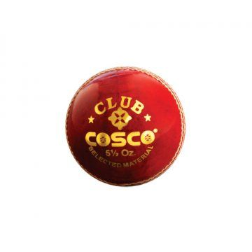 Product Description The Cosco Club Cricket Ball Training Grade Ball Features Vegetable Tanned Cricket Ball 4 Pcs Cricket Balls Cosco Cricket Bat