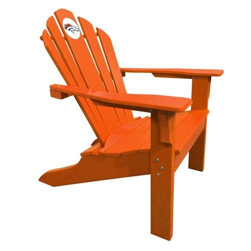 Denver Broncos Big Daddy Adirondack Chair Orange | Ideas For Mike And Nick  U0026 Jake | Pinterest | Big Daddy, Denver And Products