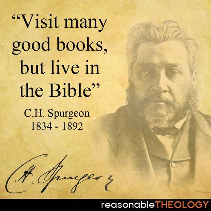 Live in the Bible