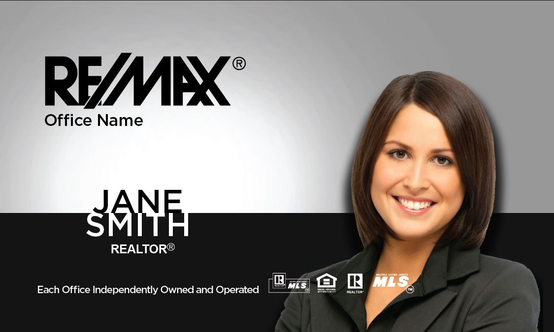 Simple remax business card marketing pinterest business cards simple remax business card colourmoves